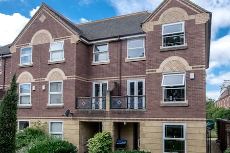 Stylish Town House : shortest of walks to Town - Taunton