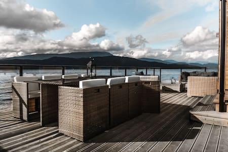 Nytt feriested i Hardanger, Folgefonna, Trolltunga