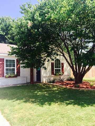 Cozy 2BD home in NWA