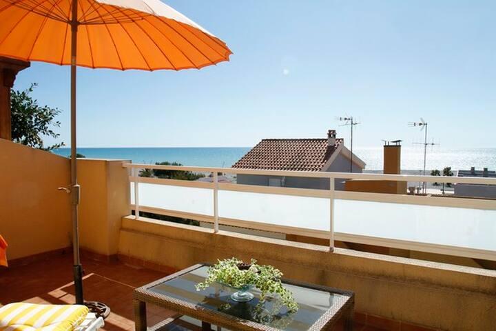Alquiler vacacional playa de Xilxes - Xilxes - Apartment