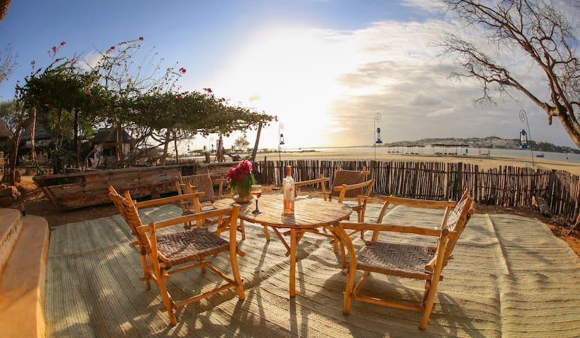 Beach front Manda Island - Lamu