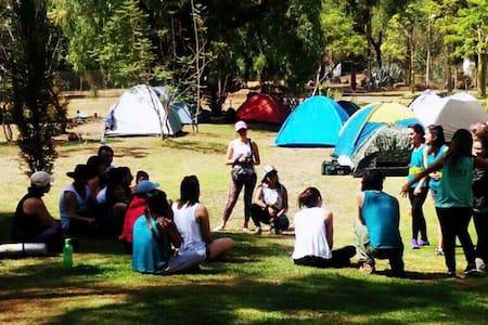 camping experience cochabamba. Bolivia. - Tiquipaya - Tent