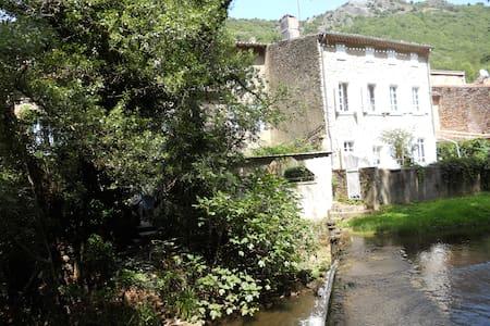 Maison de village - Montagne noire - Durfort - Rumah