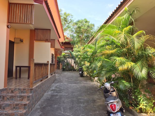 Studio in Lamai, close to the beach