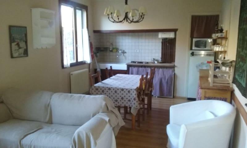 apartamento montaña - Latour-de-Carol - Lägenhet