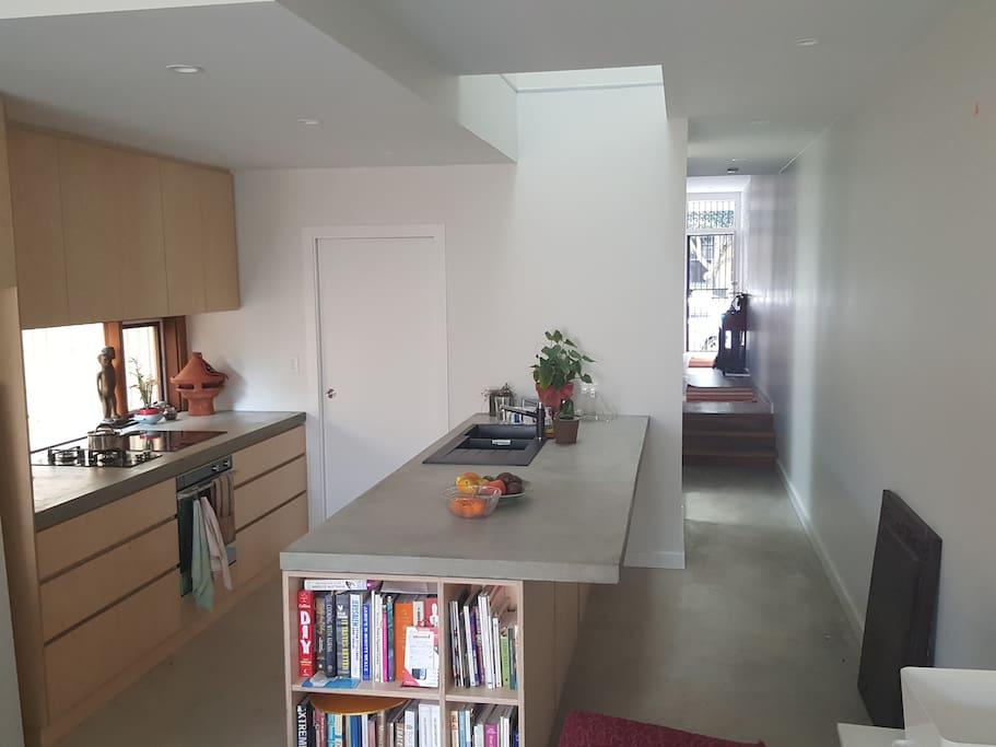 Kitchen, walk-in Pantry