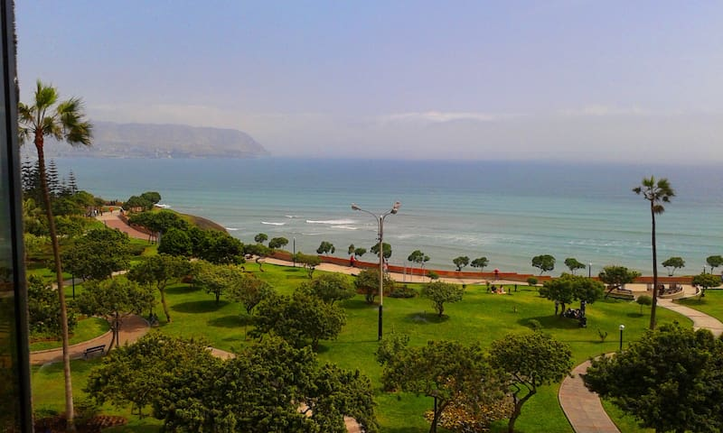 Spectacular Ocean View!! - Lima - Apartment