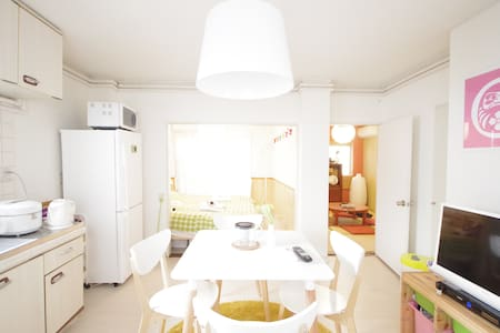 GREAT LOCATION!!SHIBUYA 8minsWalk.2BRs,6BEDs,50m2. - Shibuya - Apartment