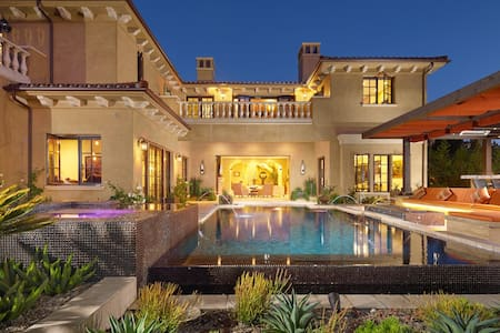 Luxury Mediterranean Mansion | 5 STAR RESORT - Ladera Ranch - 一軒家