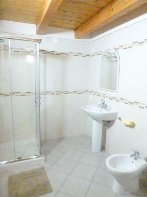 Bagni delle camere