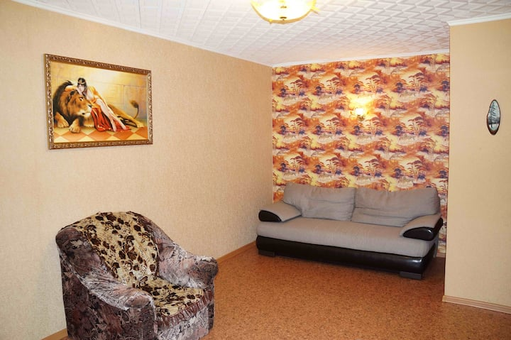 Квартира посуточно Челябинск - ЧМЗ. Снять сейчас