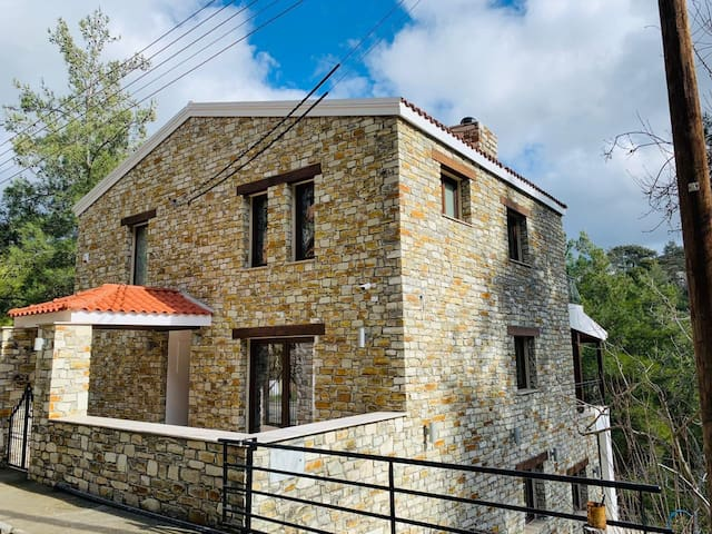 Jasmin.LUXURY HOUSE-,Troodos Mountains,forest