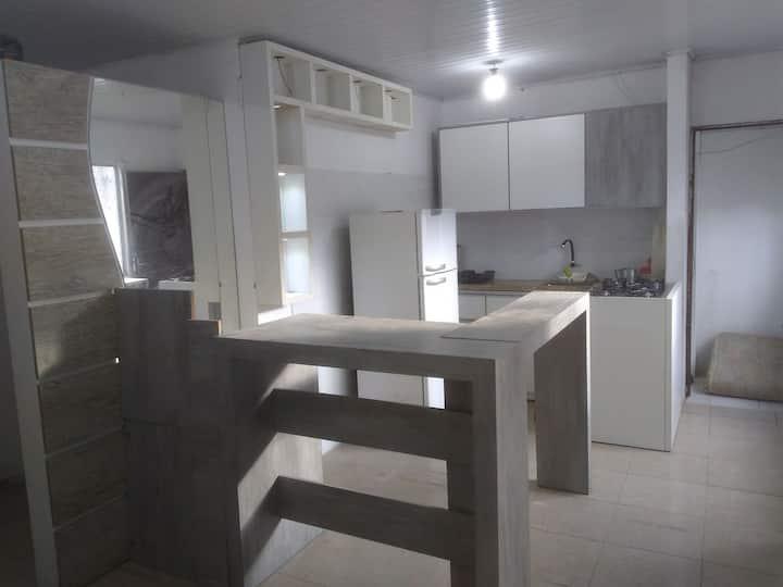 Casa na praia de Imbé( praia de Santa Terezinha)