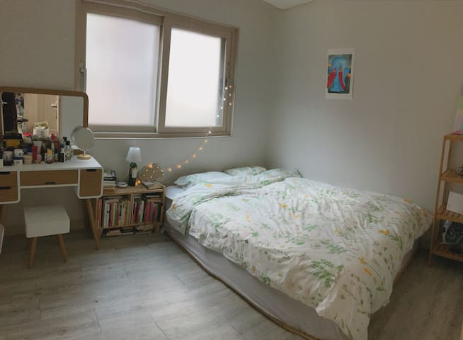 Close to anywhere in Seoul(big DC for longer stay)