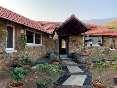 Zen-niwa farm stay