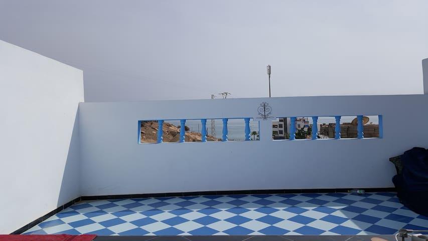 Sea View apartment & bel appart - Agadir - Lyxvåning