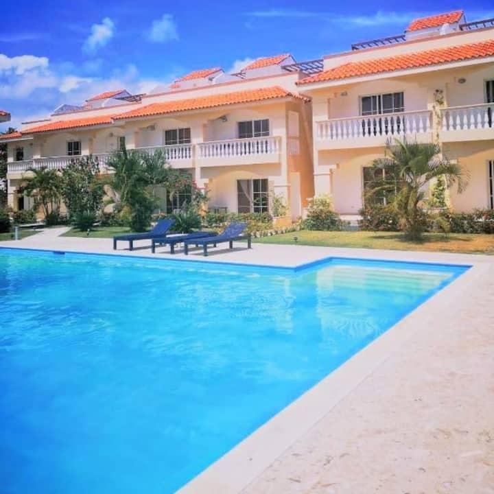LAS ESTRELLAS VILLAGE  Enjoy the Caribbean sun