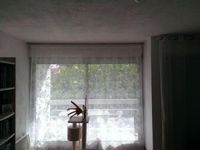 Logement principal 2 pièces - Alès - Apartament