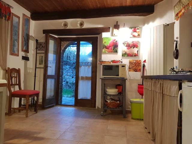 house in Tuscany close to Saturnia Spa