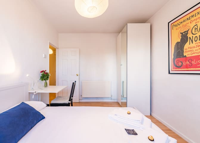 Big Doube Room next 2 LondonEye/Big Ben