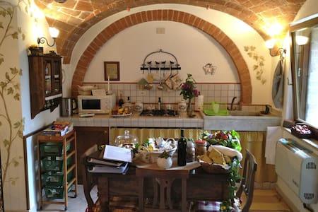 Il Nido, near Pienza, Montepulciano - Castelmuzio