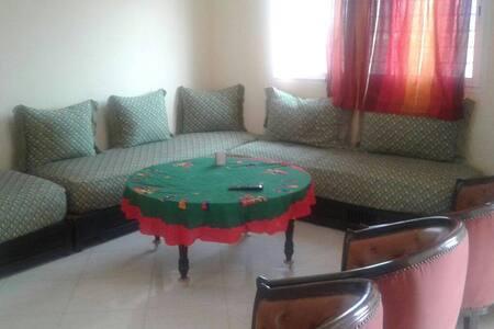 Appartement avec piscine et parking - Sidi Bouzid