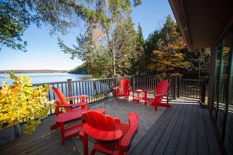 Lake Rosseau waterfront