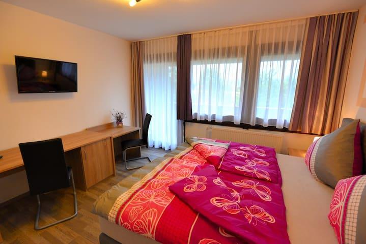 Hotelzimmer mit Bergblick | Hotel  Dachterrasse