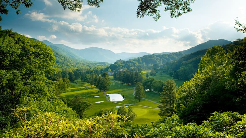 Maggie Valley Golf Club - summer
