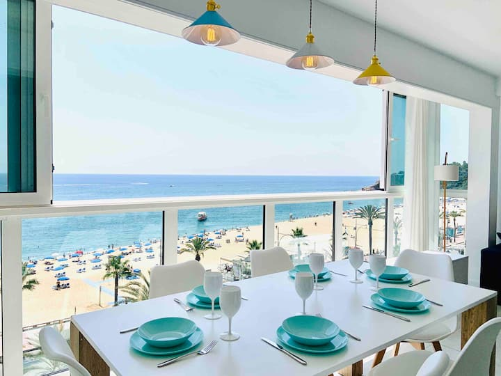 New Lloret Seafront Private Apartment