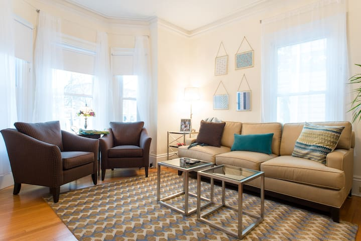 Sophisticated Inman Square - Somerville - Apartamento