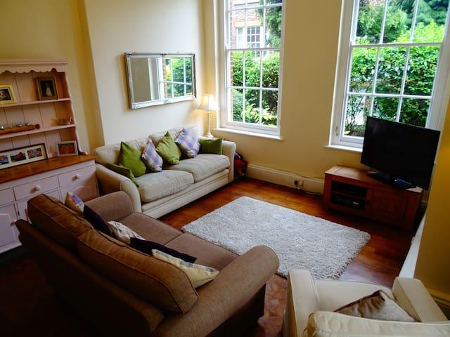 Unique Period Apartment in Putney, SW London - London - Apartemen