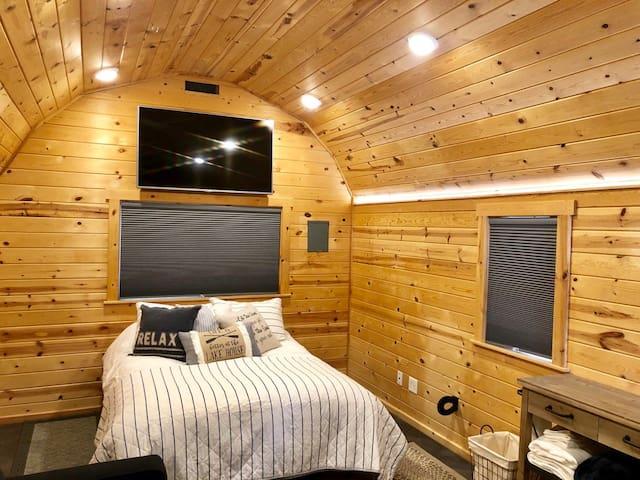 Tiny Smart Cabin