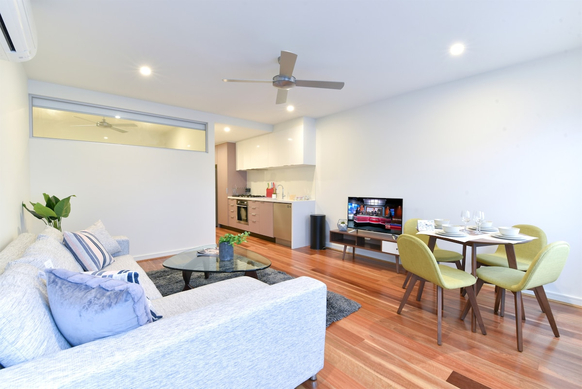 ☆Free Parking+NEW Boutique One Bedroom Apt@Burwood   Apartments For Rent In  Burwood, Victoria, Australia
