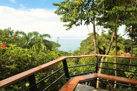 Emerald, Sapphire and Topaz Views, Casa Camila 1 - Quepos