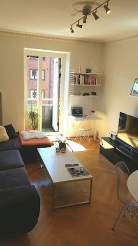 Perfectly situated 54m2 apartment - Gotemburgo - Apartamento
