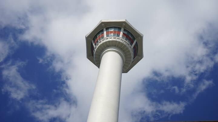 Busan Tower - Yongdusan Park