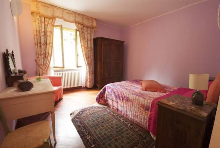 B&B Al Poggio. Camera matrimoniale - Omegna - Bed & Breakfast
