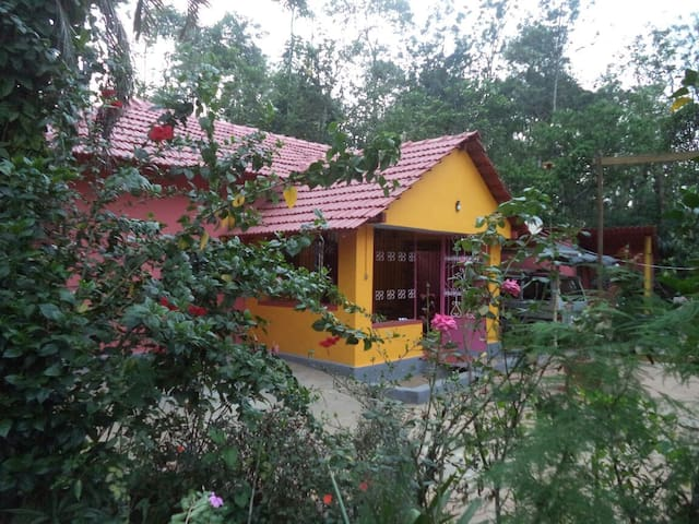 Dream's homestay Coorg Karnataka India