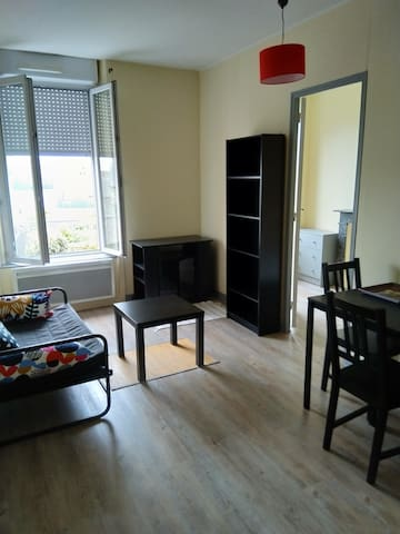 Charmant appartement  T2 centre Saint -Brieuc