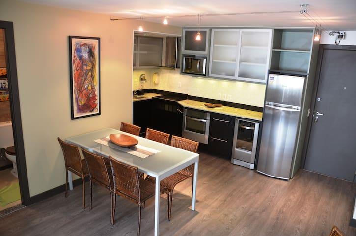 Functional & Sofisticated Studio Apartment - Rio de Janeiro - Apartament