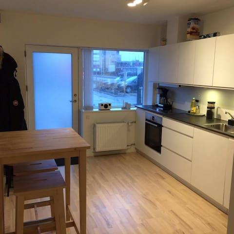 Modern apartment in the heart of Aarhus - Aarhus - Apartment