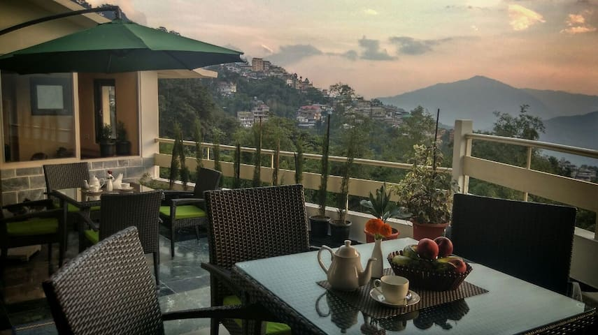 Ida Dechen Villa- Executive Suite - Gangtok - Villa