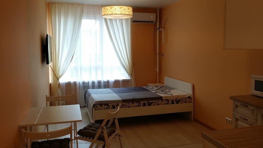 Небольшой уютный апартамент на 5+
