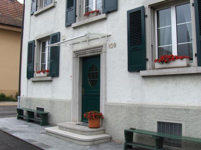 Haus Jerry Brüggstrasse  109 Biel/Bienne