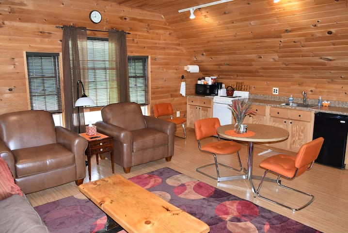 Pinkham Notch Loft Apartment - Gorham - Loftlakás