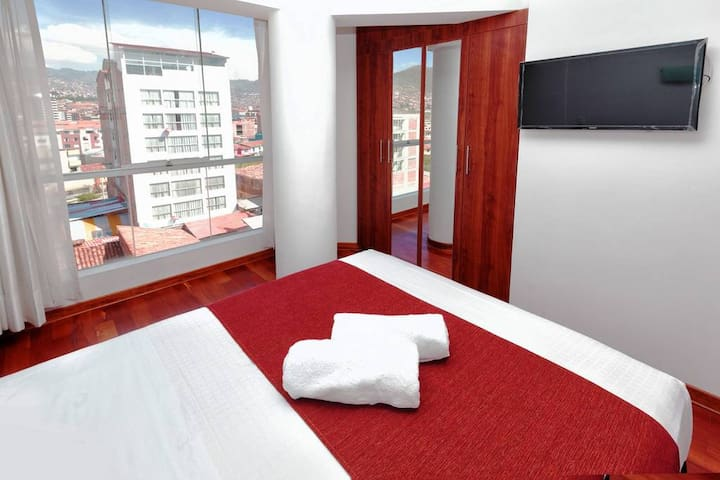 C - Inka Luxury Apartments Cusco II