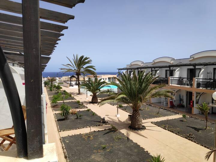 """Apartment """"PALMS"""" Sun and Rest in Fuerteventura"""