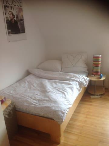 Zimmer in heller Stadtwohnung - Erlangen