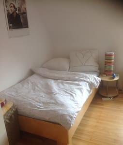 Zimmer in heller Stadtwohnung - Erlangen - Apartment